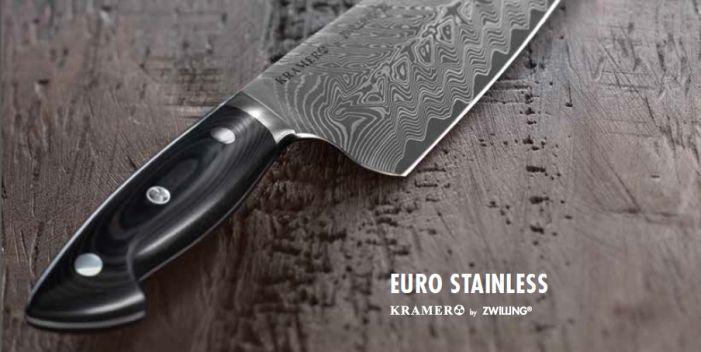 Bob Kramer - Euro Stainless