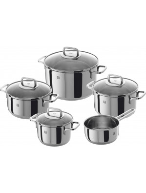 Zwilling Quadro cookware set, 5 pcs., 65060-000
