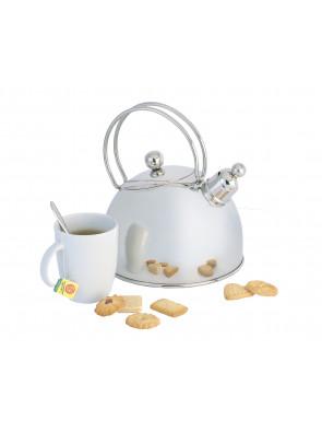 Demeyere Resto - Whistling kettle, Ø 20 cm - 2.5 L; 45501 / 40850-196