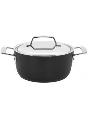 Demeyere Alu Pro - pot with lid, Duraglide, 20 cm, 2.5 L, 13320R / 40851-173