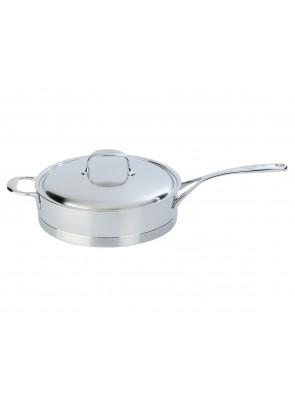 Demeyere Atlantis - low pot, Ø 24 cm, 41424 A+41524 / 40850-342
