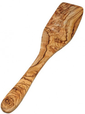 Spatula olive wood 'Tessa', ca. 30 cm (11.8 ''), art. no. 14126