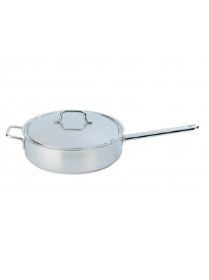 Demeyere Apollo - low sautepan, Ø 24 cm, 2.5 L, 44424 A+44524 / 40850-369