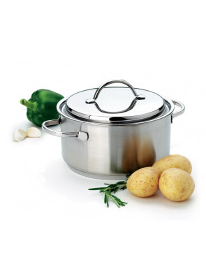 Demeyere Resto - pot with lid, Ø 28 cm, 8 L, 80028 / 40850-268