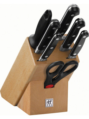 Zwilling Professional S Knife block, 8 pcs., art. no. 35662-000