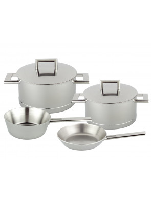 Demeyere John Pawson - 4 pieces set, SET71904 / 40850-408