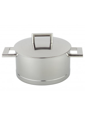 Demeyere John Pawson - pot with lid, Ø 16 cm, 1.5 L, 71316 / 40850-249