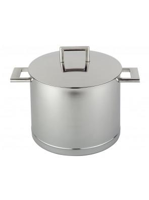 Demeyere John Pawson - stockpot with lid, Ø 24 cm, 8 L, 71394 / 40850-254