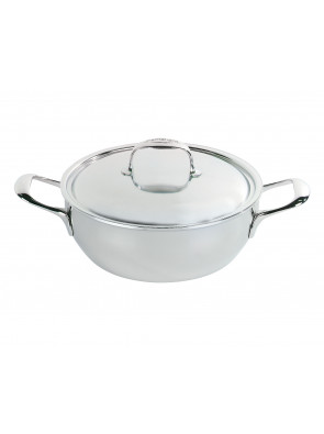 Demeyere Atlantis - conical dutch oven, Ø 24 cm, 25324 / 40850-934