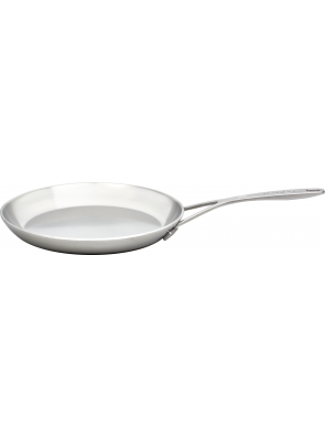 Demeyere Industry - pancake pan - 26 cm / 10.2'', 48626 A / 40850-806