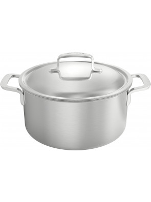 Demeyere Intense - pot with lid, Ø 24 cm / 9.5'', 5,2 L, 50324 / 40850-976