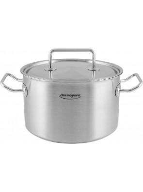 Demeyere Commercial - Pot, Ø 24 cm / 9.5'', 6 L, 90024 / 40851-013