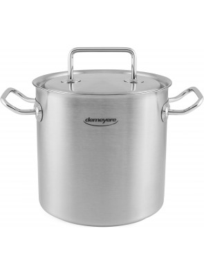 Demeyere Commercial - High pot, Ø 20 cm / 7.9'', 6 L, 90920 / 40851-017