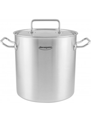 Demeyere Commercial - High pot, Ø 24 cm / 9.5'', 6 L, 90924 / 40851-018