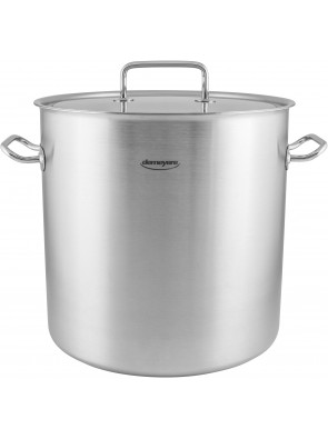 Demeyere Commercial - High pot, Ø 36 cm / 14.2'', 36.5 L, 90936 / 40850-842