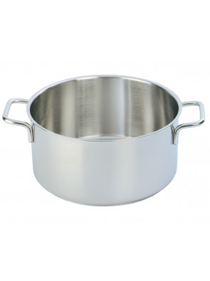 Demeyere Apollo - pot without lid, Ø 24 cm, 5.2 L, 44324 ZD / 40850-352