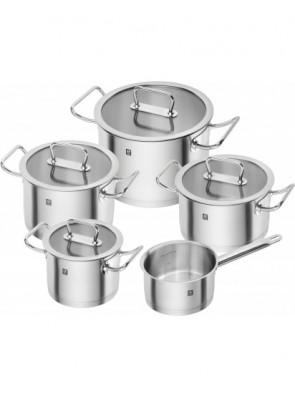 Zwilling Pro cookware set, 5 pcs., 65120-005