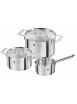 Zwilling Base cookware set, 3 pcs., 66380-000