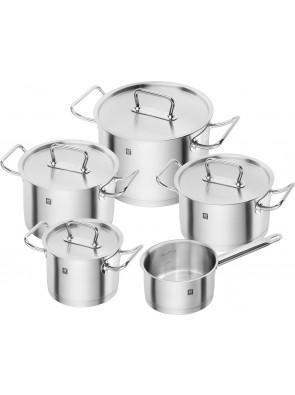 Zwilling Pro S cookware set, 5 pcs., 71080-005