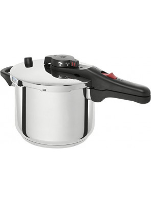 Zwilling AirControl pressure cooker, 6 l, Ø 22 cm / 8.7'', 40435-622