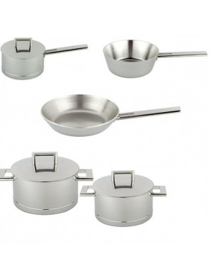 Demeyere John Pawson - basic set - 5 pieces, SETJP1