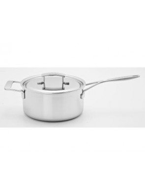 Demeyere Industry - saucepan w/lid, Ø 22 cm, 48422+48522 / 40850-678