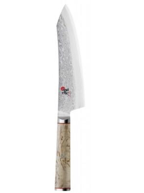 Miyabi 5000MCD (Birchwood SG2) Rocking Santoku, 180 mm, 7.1'', 34388-181