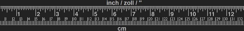 inch-cm